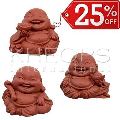 Buddhas Figurines | KHEOPS International Canada | Canadian
